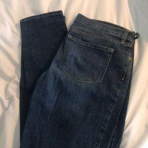 Old navy skinny jeans size 12
